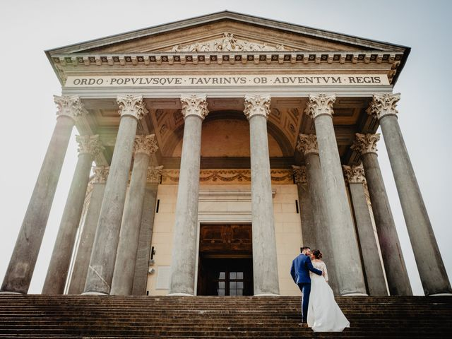 Il matrimonio di Fabio e Roxana a Cocconato, Asti 61
