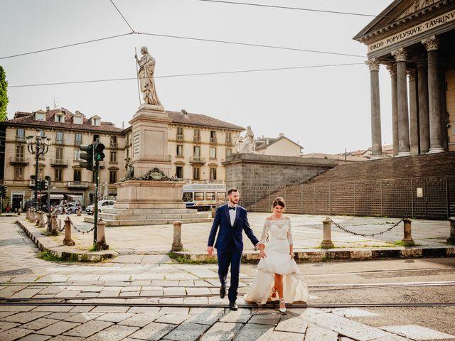 Il matrimonio di Fabio e Roxana a Cocconato, Asti 62