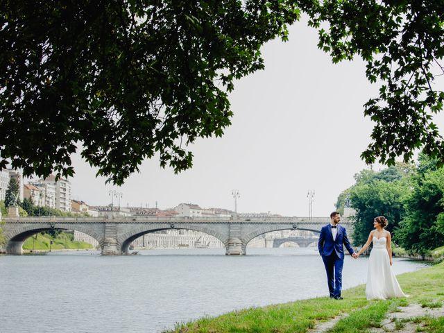 Il matrimonio di Fabio e Roxana a Cocconato, Asti 63