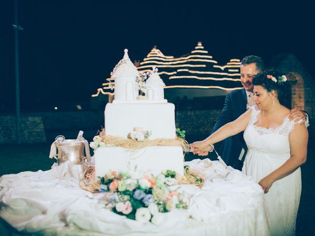Il matrimonio di Giuseppe e Lucia a Fasano, Brindisi 7