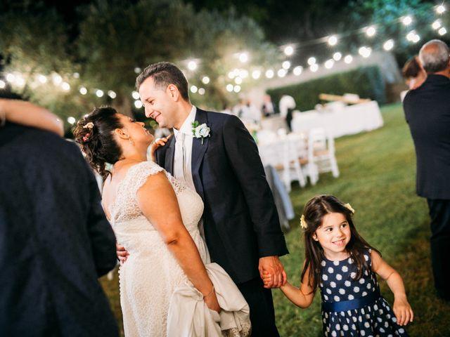 Il matrimonio di Giuseppe e Lucia a Fasano, Brindisi 11