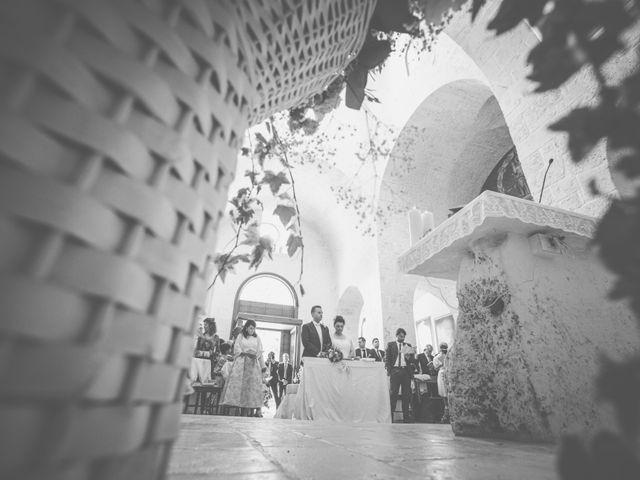Il matrimonio di Giuseppe e Lucia a Fasano, Brindisi 18