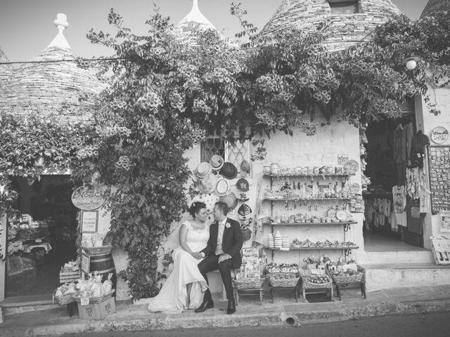 Il matrimonio di Giuseppe e Lucia a Fasano, Brindisi 19