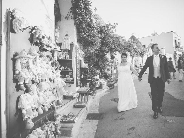 Il matrimonio di Giuseppe e Lucia a Fasano, Brindisi 20