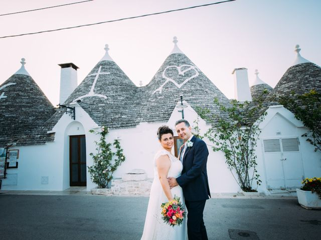 Il matrimonio di Giuseppe e Lucia a Fasano, Brindisi 21