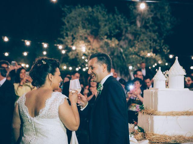 Il matrimonio di Giuseppe e Lucia a Fasano, Brindisi 23