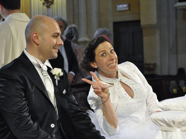 Il matrimonio di Giada e Francesco a Formigine, Modena 3