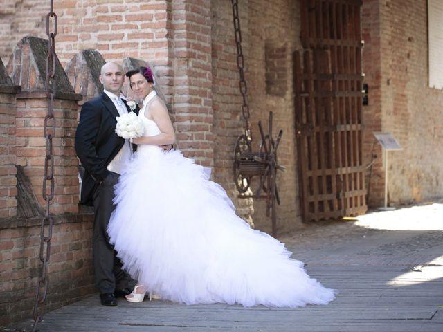Il matrimonio di Giada e Francesco a Formigine, Modena 6