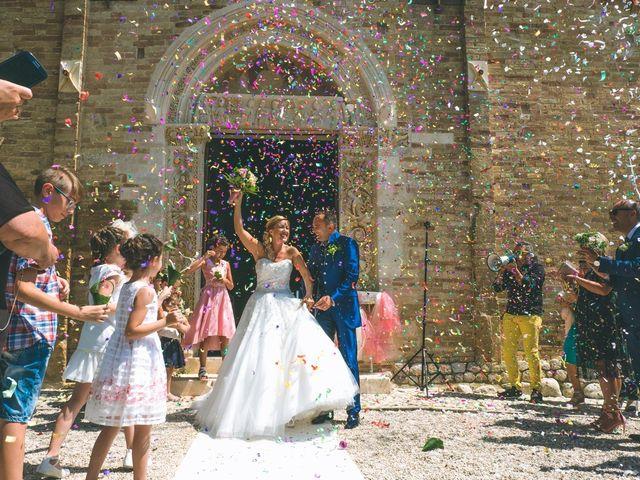 Il matrimonio di Gianni e Erica a Pianella, Pescara 17