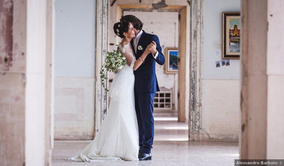 Il matrimonio di Fabio e Alessandra a Santa Maria di Sala, Venezia