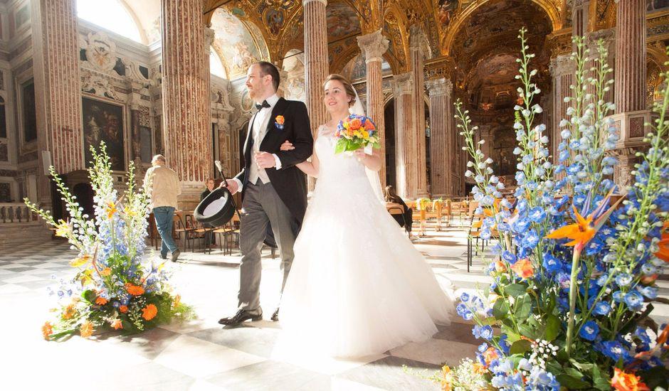 Il matrimonio di Matteo e Mariana a Genova, Genova