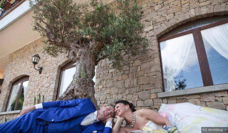 Il matrimonio di Fabio e Lorena a Gandosso, Bergamo