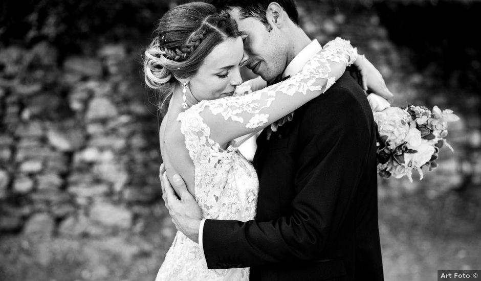 Il matrimonio di Francesco e Elena a Cumiana, Torino