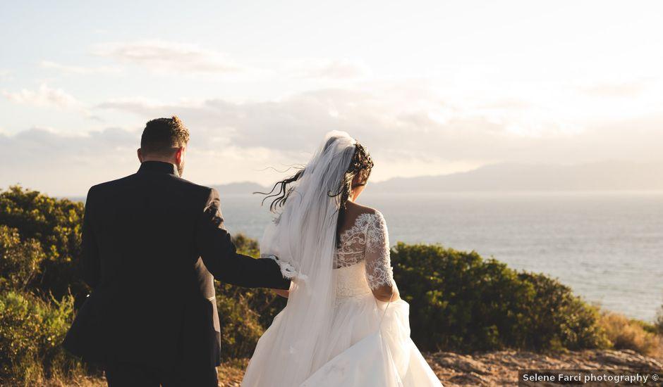 Il matrimonio di Jessica e Marco a Cagliari, Cagliari