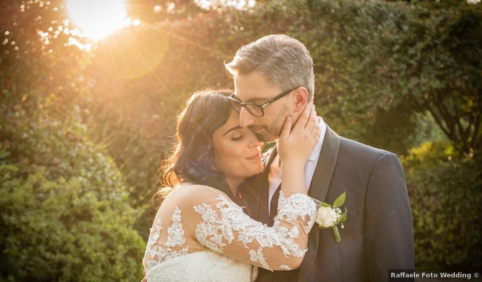 Il matrimonio di Giuseppe e Francesca a Legnano, Milano