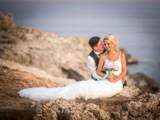 Le nozze di Alexia e Mino