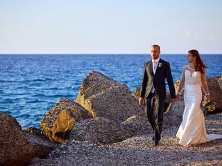 Le nozze di Alessia e Eros