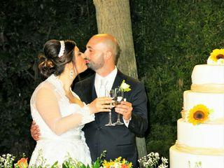 Le nozze di Fabiana e Paolo