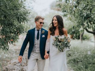 Le nozze di Emma e Thomas