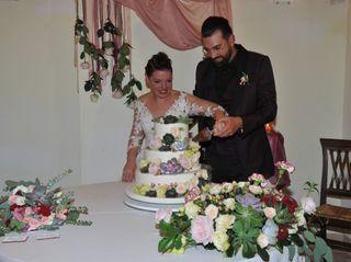 Le nozze di Marika e Cristian