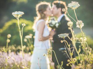 Le nozze di Brian e Elisa