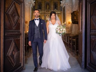 Le nozze di Maria Luisa e Francesco
