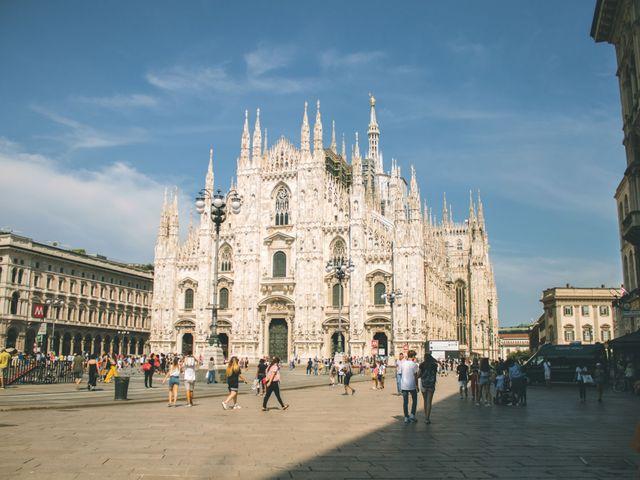 Il matrimonio di Alessandro e Valentina a Milano, Milano 3