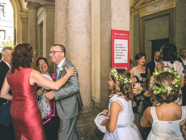Il matrimonio di Alessandro e Valentina a Milano, Milano 50