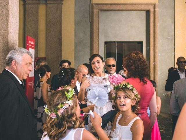 Il matrimonio di Alessandro e Valentina a Milano, Milano 51
