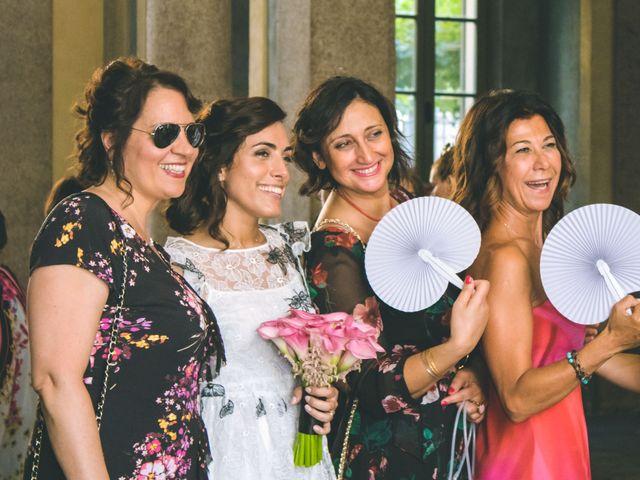 Il matrimonio di Alessandro e Valentina a Milano, Milano 54