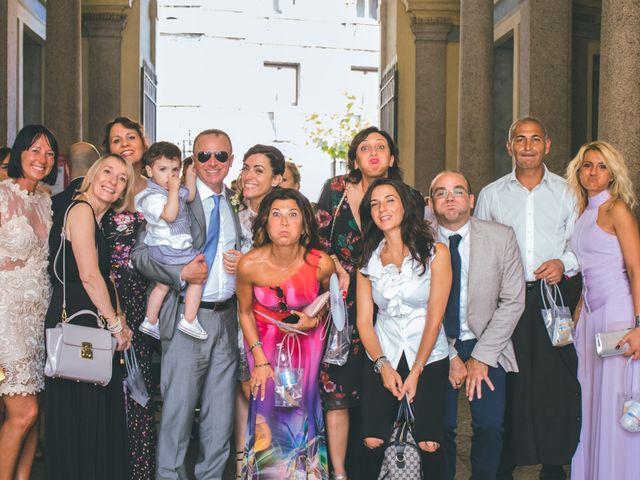 Il matrimonio di Alessandro e Valentina a Milano, Milano 55