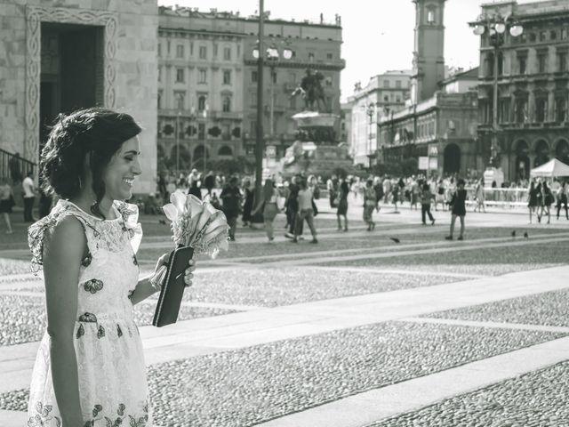 Il matrimonio di Alessandro e Valentina a Milano, Milano 61