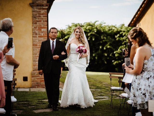 Il matrimonio di Steven e Michelle a Siena, Siena 13