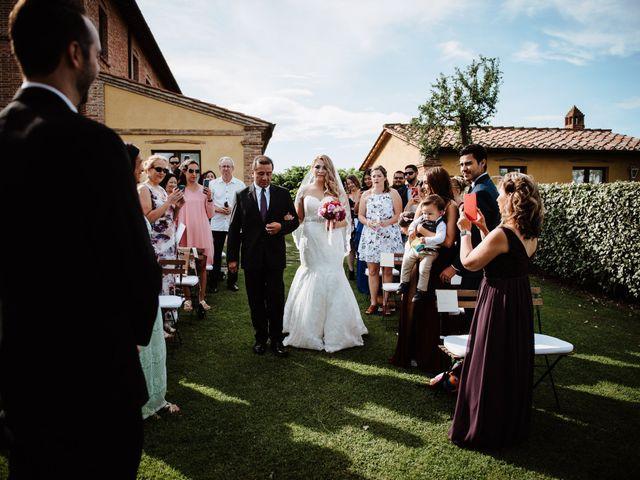 Il matrimonio di Steven e Michelle a Siena, Siena 14