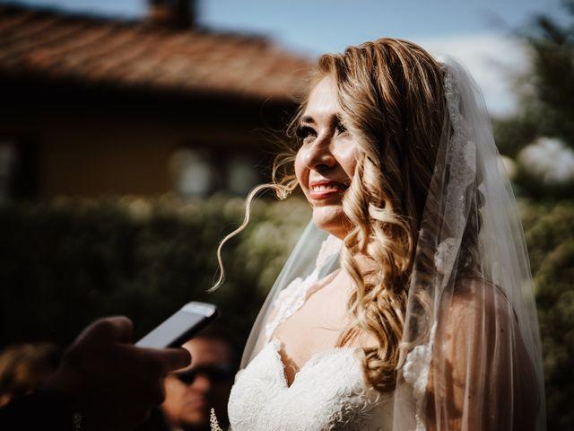 Il matrimonio di Steven e Michelle a Siena, Siena 18