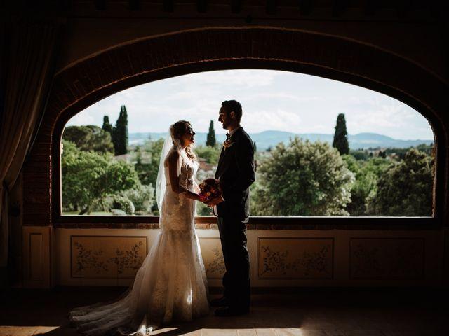 Il matrimonio di Steven e Michelle a Siena, Siena 24