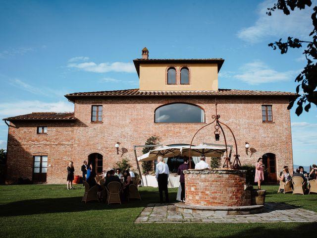 Il matrimonio di Steven e Michelle a Siena, Siena 31