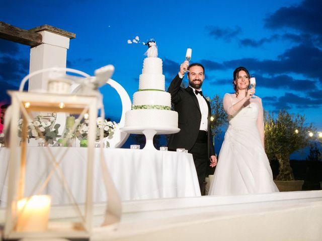 Il matrimonio di Francesco e Clelia a Ginosa, Taranto 22
