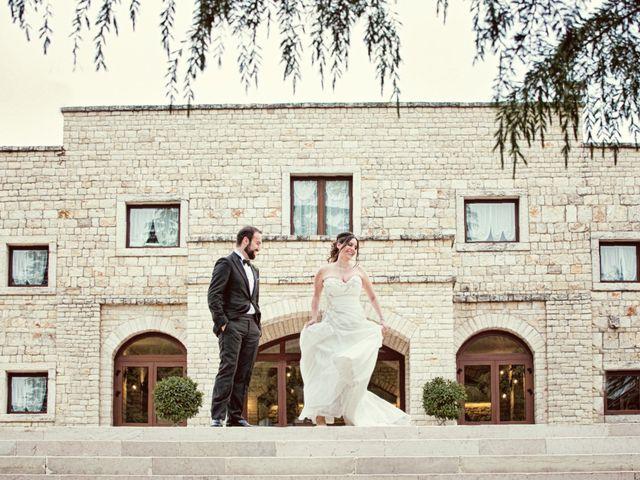 Il matrimonio di Francesco e Clelia a Ginosa, Taranto 25