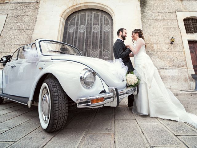 Il matrimonio di Francesco e Clelia a Ginosa, Taranto 30