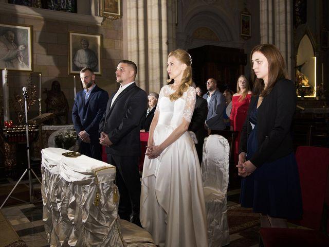 Il matrimonio di Joani e Dariuz a Fonteno, Bergamo 1