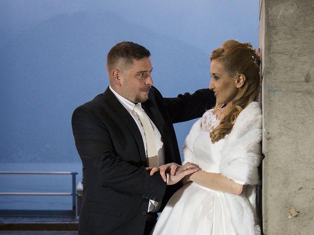 Il matrimonio di Joani e Dariuz a Fonteno, Bergamo 7