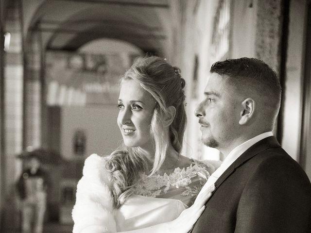 Il matrimonio di Joani e Dariuz a Fonteno, Bergamo 10