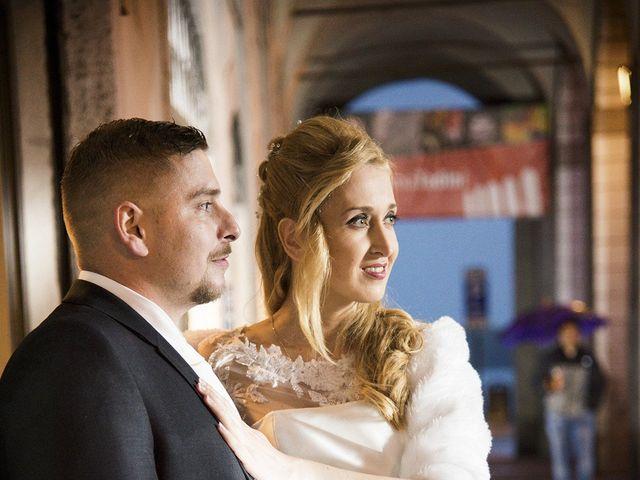 Il matrimonio di Joani e Dariuz a Fonteno, Bergamo 11