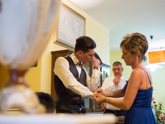 Il matrimonio di Mino e Alexia a Morciano di Leuca, Lecce 8
