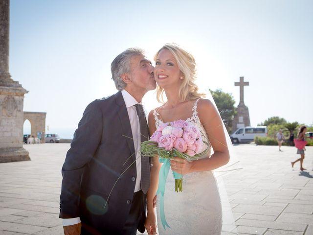 Il matrimonio di Mino e Alexia a Morciano di Leuca, Lecce 16