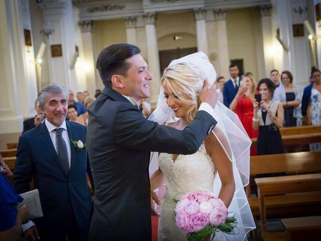 Il matrimonio di Mino e Alexia a Morciano di Leuca, Lecce 18