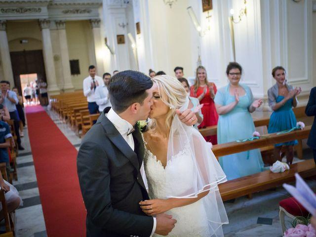 Il matrimonio di Mino e Alexia a Morciano di Leuca, Lecce 20
