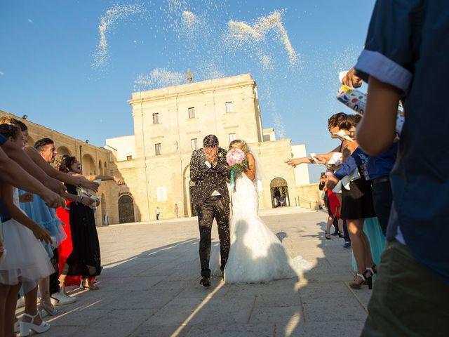 Il matrimonio di Mino e Alexia a Morciano di Leuca, Lecce 23