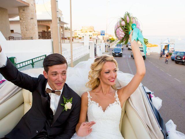 Il matrimonio di Mino e Alexia a Morciano di Leuca, Lecce 25